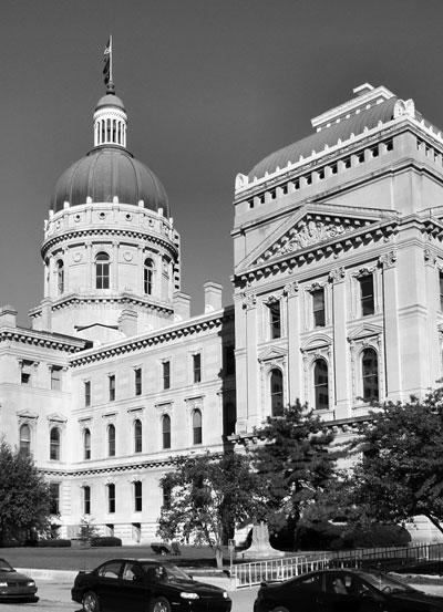 Indianapolis Courthouse